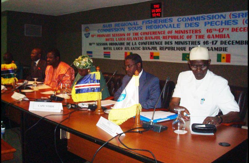Conférence des Ministres - 18e Session Ordinaire